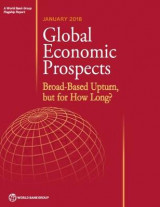 Omslag - Global Economic Prospects, January 2018