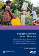 Omslag - Innovations in WASH impact measures