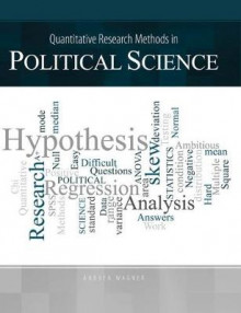 Quantitative Research Methods in Political Science av Andrea Wagner (Heftet)