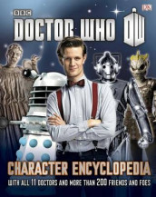 Doctor Who Character Encyclopedia av Annabel Gibson, Moray Laing og Jason Loborik (Innbundet)