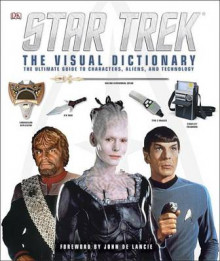 Star Trek: The Visual Dictionary av Paul Ruditis (Innbundet)
