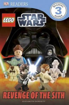 DK Readers L3: Lego Star Wars: Revenge of the Sith av Elizabeth Dowsett (Heftet)
