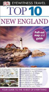 Omslag - Top 10 New England