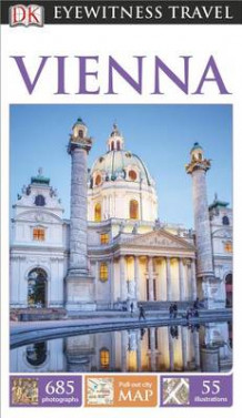 DK Eyewitness Travel: Vienna av Stephen Brook (Heftet)
