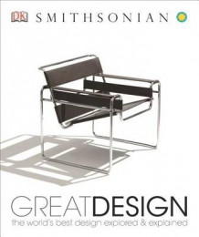 Great Design av Philip Wilkinson (Innbundet)