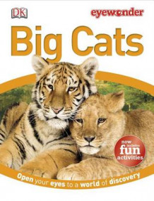 Big Cats av Sarah Walker (Innbundet)