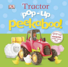 Pop-Up Peekaboo! Tractor av DK Publishing (Kartonert)
