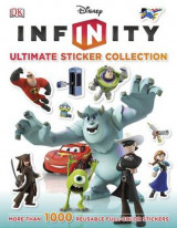 Omslag - Disney Infinity Ultimate Sticker Collection