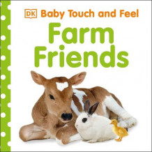 Farm Friends av DK Publishing (Pappbok)