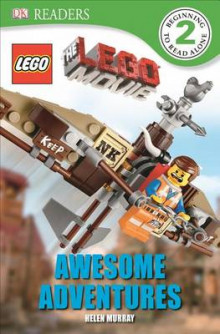 DK Readers L2: The Lego Movie: Awesome Adventures av Helen Murray (Heftet)