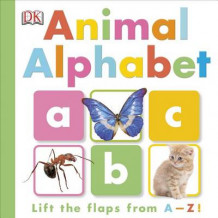 Animal Alphabet av DK Publishing (Pappbok)