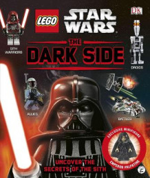 Lego Star Wars: The Dark Side av Daniel Lipkowitz (Innbundet)