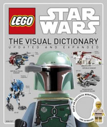 Lego Star Wars: The Visual Dictionary av Simon Beecroft og Jason Fry (Blandet mediaprodukt)