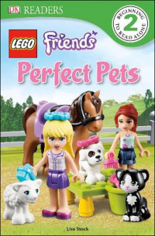 Lego Friends: Perfect Pets av Lisa Stock (Heftet)