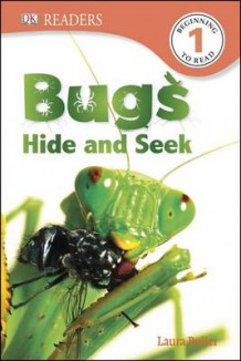 Bugs Hide and Seek av Laura Buller (Innbundet)