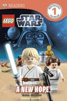 DK Readers L1: Lego Star Wars: A New Hope av Emma Grange (Innbundet)