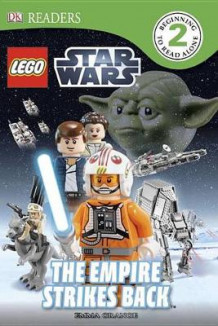 DK Readers L2: Lego Star Wars: Empire Strikes Back av Emma Grange (Innbundet)