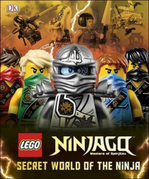 Lego Ninjago: Secret World of the Ninja av Beth Landis Hester (Innbundet)
