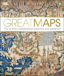 Great Maps av Lecturer in English Royal Holloway Jerry Brotton (Innbundet)