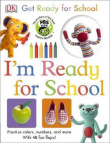 Omslag - Bip, Bop, and Boo Get Ready for School: I'm Ready for School