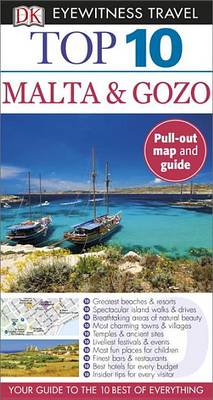 Top 10 Malta and Gozo av Mary-Ann Gallagher (Heftet)