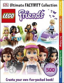 Ultimate Factivity Collection: Lego Friends av Shari Last (Heftet)