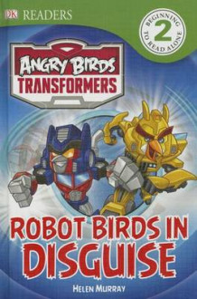 DK Readers L2: Angry Birds Transformers: Robot Birds in Disguise av Ruth Amos (Innbundet)