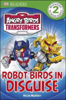 Angry Birds Transformers: Robot Birds in Disguise av Ruth Amos (Heftet)