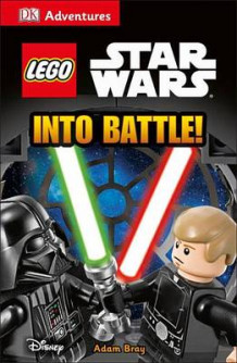Lego Star Wars: Into Battle! av Adam Bray (Heftet)