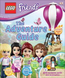 Lego Friends: The Adventure Guide av Catherine Saunders (Innbundet)