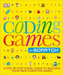 Coding Games in Scratch av Jon Woodcock (Heftet)