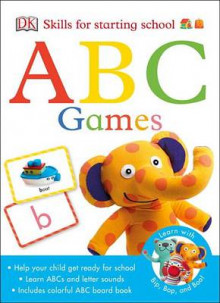 Skills for Starting School ABC Games av DK (Undervisningskort)