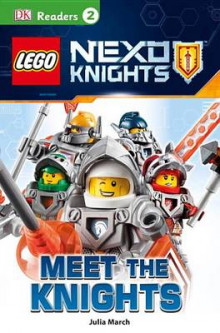 Lego Nexo Knights: Meet the Knights av Julia March (Heftet)