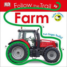 Follow the Trail: Farm av DK (Pappbok)