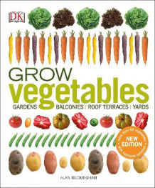 Grow Vegetables av Alan Buckingham (Heftet)