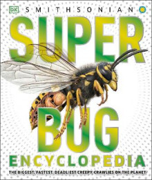 Super Bug Encyclopedia av John Woodward (Innbundet)
