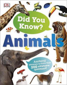 Did You Know? Animals av Derek Harvey (Innbundet)