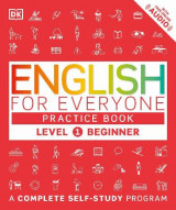 Omslag - English for Everyone: Level 1