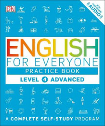English for Everyone: Level 4 av DK (Heftet)
