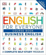 Omslag - English for Everyone: Business English, Course Book
