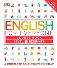 English for Everyone: Level 1 av DK og Rachel Harding (Innbundet)