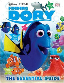 Disney Pixar Finding Dory: The Essential Guide av DK (Innbundet)