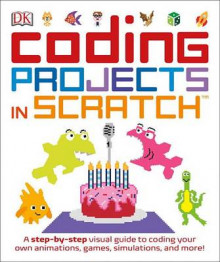 Coding Projects in Scratch av Jon Woodcock (Heftet)