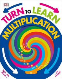 Turn to Learn Multiplication av DK Publishing (Innbundet)