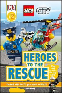 Lego City: Heroes to the Rescue av Esther Ripley (Heftet)
