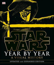 Star Wars Year by Year av Daniel Wallace (Innbundet)