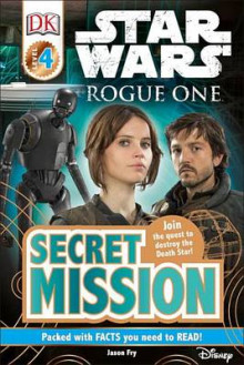 Star Wars: Rogue One: Secret Mission av Jason Fry (Innbundet)