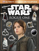 Omslag - Star Wars: Rogue One: Ultimate Sticker Encyclopedia