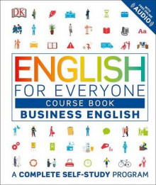 English for Everyone: Business English, Course Book (Library Edition) av DK (Innbundet)