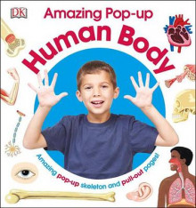 Amazing Pop-Up Human Body av DK (Innbundet)
